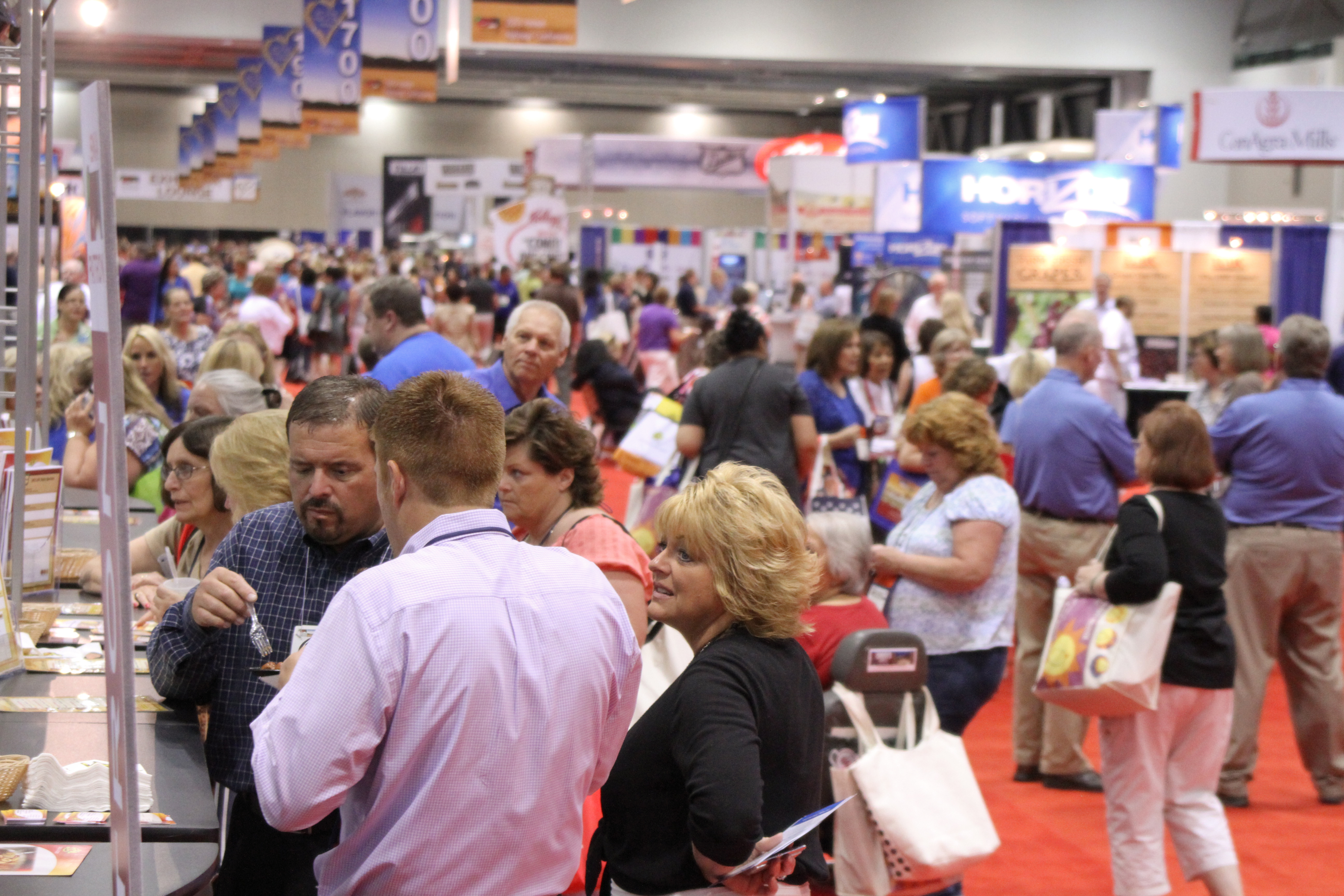 slide 2 exhibit hall