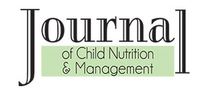 Spring 2018 Edition of Journal of Child Nutrition and Management