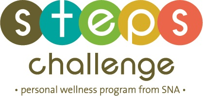 SNA's STEPS Challenge Personal Wellness Program