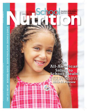 April 2013 issue of School Nutrition magazine