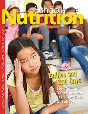 December 2013 issue of School Nutrition magazine