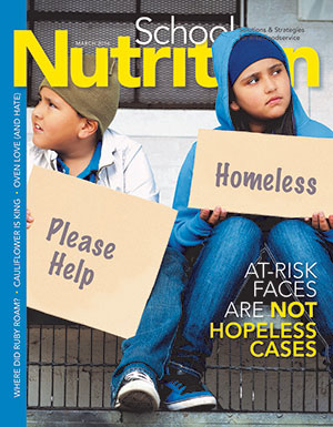 March 2016 issue of School Nutrition magazine