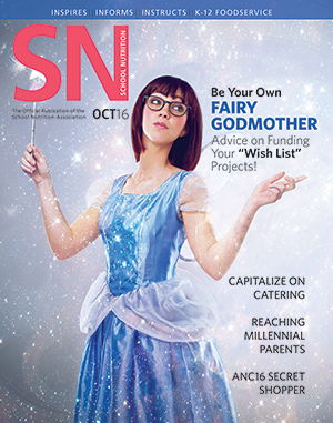 Read SNA's October 2016 Issue of School Nutrition Magazine
