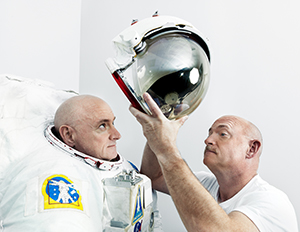 SNA's 2017 Annual National Conference (ANC) Keynote Speaker Mark and Scott Kelly
