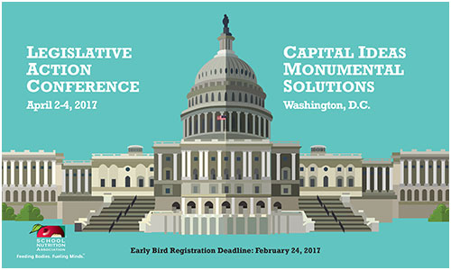Attend SNA's 2017 Legislative Action Conference (LAC)