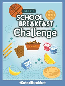 Celebrate National School Breakfast Week 2017