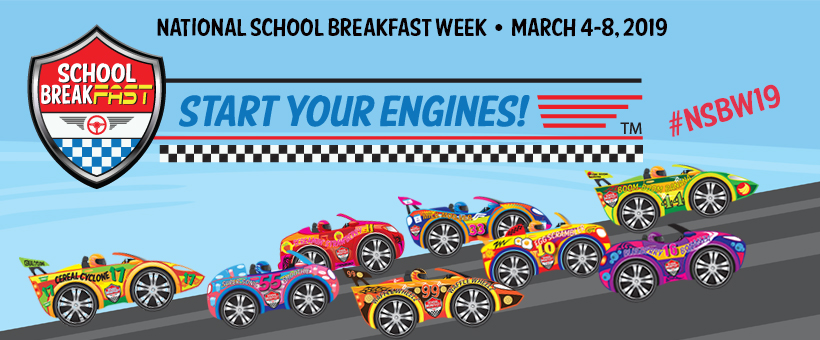 Image result for national school breakfast week 2019