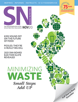 November 2020 Issue of School Nutrition Magazine