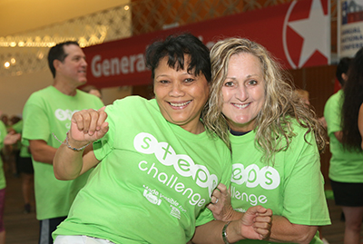 STEPS Challenge at SNA's Annual National Conference