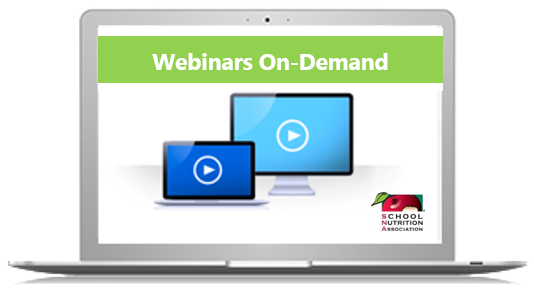 Check Out SNA's Webinars On-Demand for Professional Development