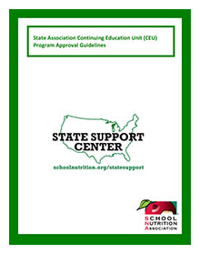 SNA State Assoc Program Approval Guide