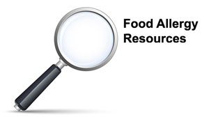 Food Allergy Resources