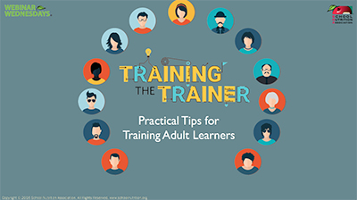 Practical Tips for Training Adult Learners