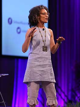 Carla Hall Speaks at SNA's 2016 Annual National Conference