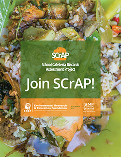 Join the School Nutrition Foundation in the Fight to Reduce Food Waste