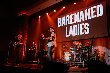 Bakenaked Ladies Perform at SNA's 2017 Annual National Conference (ANC)