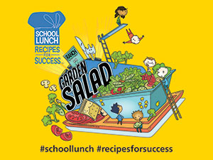 National School Lunch Week 2017
