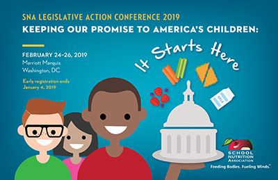 SNA's 2019 Legislative Action Conference
