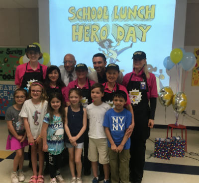 School Lunch Hero Day 2019