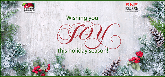 Happy Holidays from SNA & SNF
