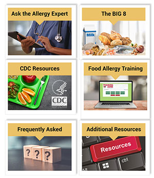 Food Allergy Resource Center image