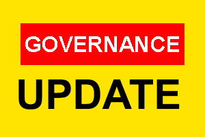 Governance Update image