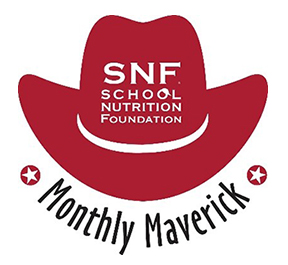 School Nutrition Foundation Monthly Maverick