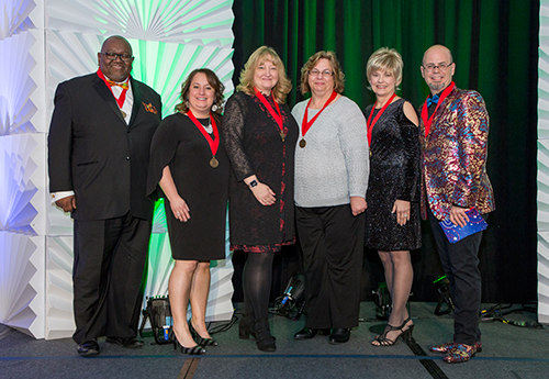SNF's 2017 Celebration of School Nutrition Heroes