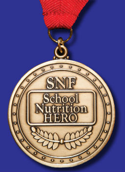 The School Nutrition Foundation's (SNF) Celebration of School Nutrition Heroes