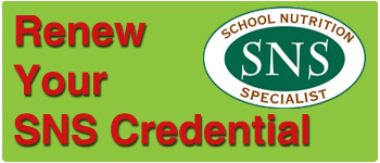 SNA's SNS Credentialing Program - Renew Your SNS Credential