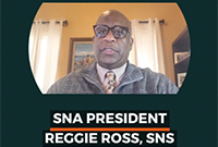 SNA 2020 Thanksgiving Message Reggie Ross