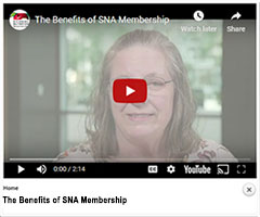 The Benefits of SNA Membership