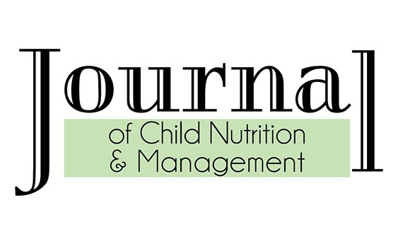 Journal of Child Nutrition & Management
