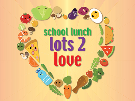 Celebrate 2018 National School Lunch Week