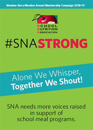 Membership Campaign - SNA Strong