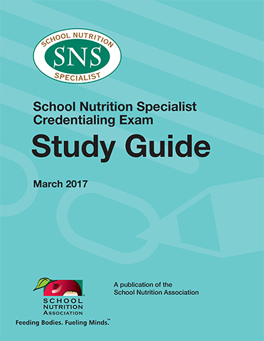 2017 SNS Credentialing Exam Study Guide