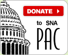 Make a Donation to SNA's Political Action Committee (SNA PAC)