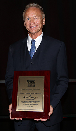 SNA's Industry Member of the Year Award