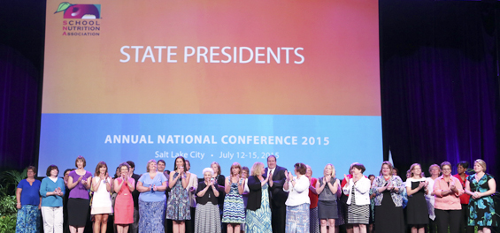 2015 All State Presidents